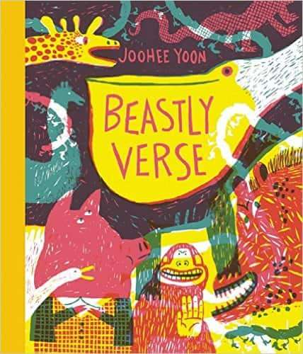 Beastly Verse cover