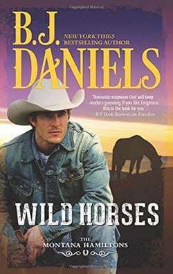BookTrib Blog Tour Promo: Wild Horses by BJ Daniels