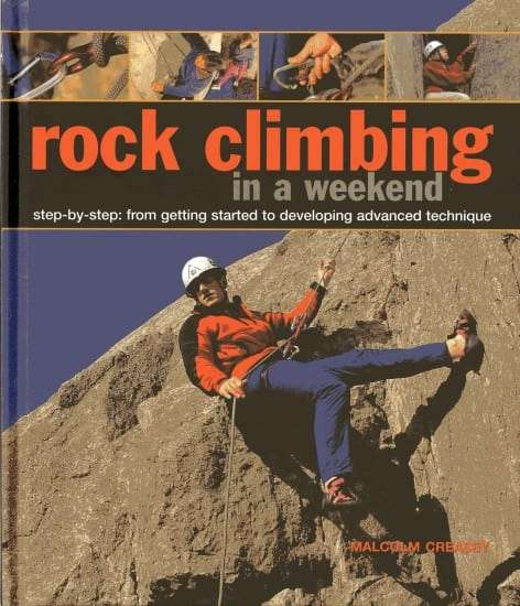 Rock Climbing in a weekend cover