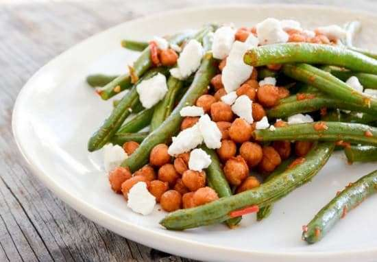 Harissa-Green-Beans-and-Chickpeas-3