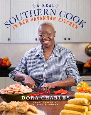 A-Real-Southern-cook-in-her-savannah-kitchen-dora-charles-cover