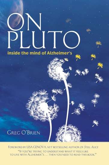 On Pluto Front Cover