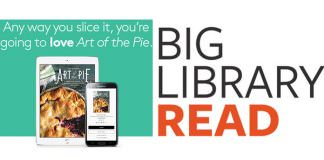 big library read art of pie