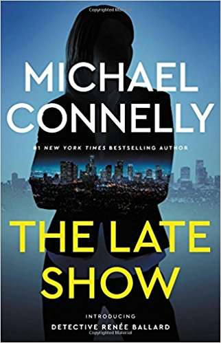 The Late Show Michael Connelly july