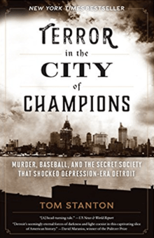 Terror in the City of Champions Tom Stanton