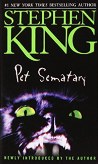 Pet Sematary Stephen King