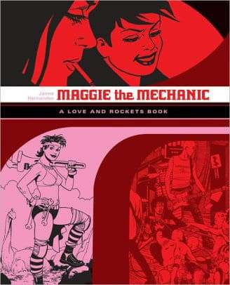 Maggie the Mechanic