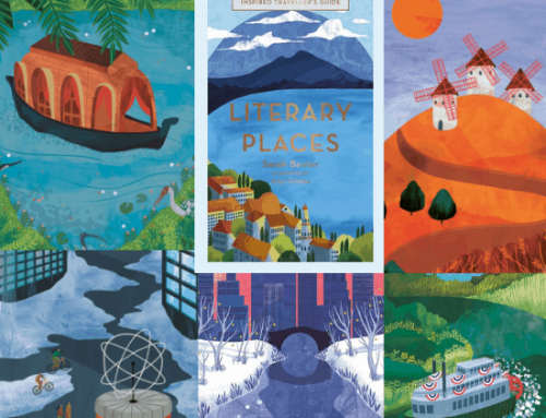 """Literary Places"" Unleashes Every Reader's Wanderlust"